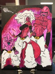 Majin Gang  by Monrozay