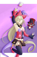 Miss Magilou by SxLizzy