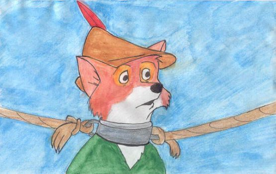 More Than My Own Life -Colored by Disneys-Robin-Hood