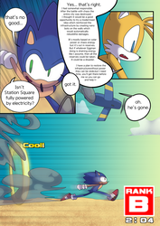 Sonic Resurgence: issue 1: pages 12 by saltwaterTOFEE