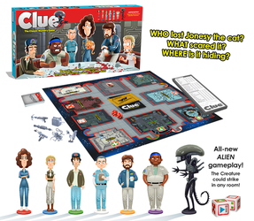 ALIEN Clue! by ivewhiz