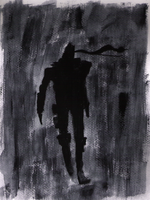 Solid Snake by JonathanMH