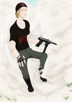 Dylan Klebold by LeChicoMess