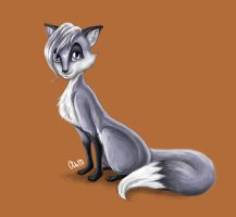 $1 Fox Adoptable - OPEN by sweet-adeline-22