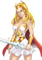 She-Ra by alanscampos