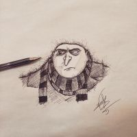 Gru by Nephellim