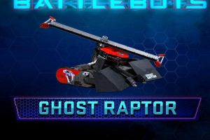 Ghost Raptor with blade and reinforce wedges. by sgtjack2016