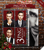 Nicholas Hoult Png Pack by Fuckthesch00l