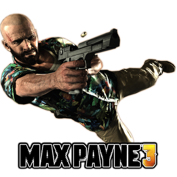 Max Payne 3 Icon v2 by Ni8crawler