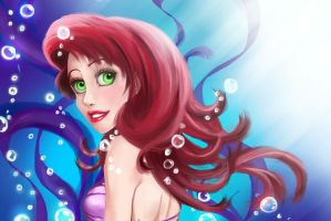 Ariel - W.I.P Update by Pipster61