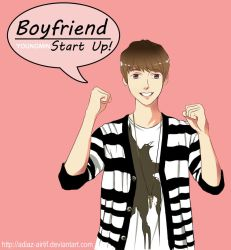 Youngmin-start up by Adiaz-Airtif