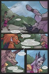 VARULV Issue 7 - Page 4 by dawnbest