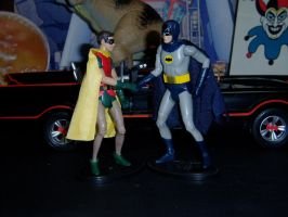Crime Fighting Pals by MisterBill82