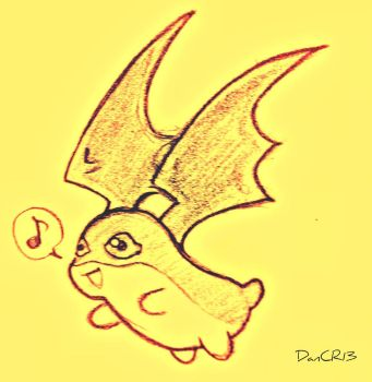 Patamon! by Dacaru