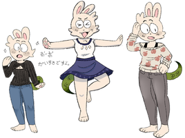 My Outfits by lunar-neo