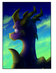 The Watchful Protector by IcelectricSpyro