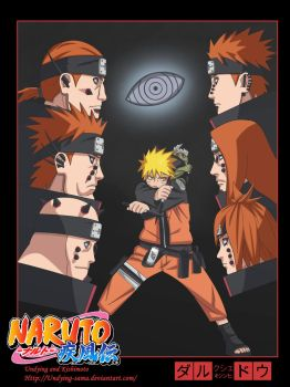naruto cover 45 by undying-sama
