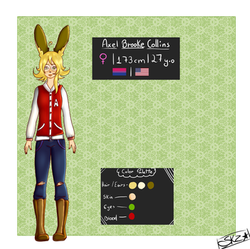 [ Axel Reference Sheet ] by Sukzu-Chan