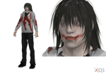 Jeff The Killer by oOLeonValentineOo