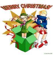 Christmas 05 - You're not a DS by Gyrick