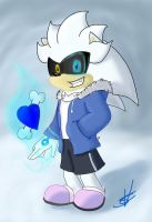 Silver/Sans by Ms-Maggie