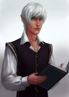 Fenris by Neirr