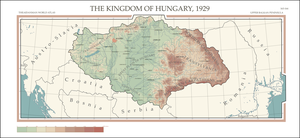 The Kingdom of Hungary in 1929 by theaidanman