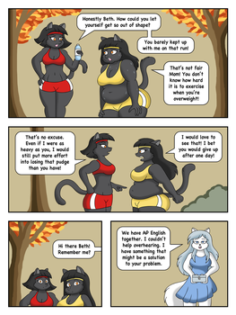 Life in the Fat Lane Page 1 by LordStormCaller