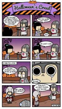 Halloween's Creed by patione