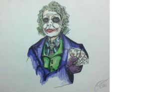 Joker by Panzer-13