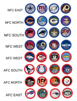 The NFL wip by AvatarWolfman