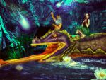 on my way to Atlantis by Lolita-Artz