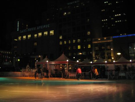 Ice Skaters by WikipedianMarlith
