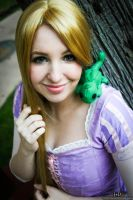 Tangled: Rapunzel by ShannonAlise