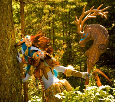 Sound of the nature by KamuiCosplay