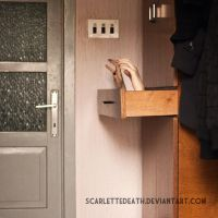 Old closets by ScarletteDeath