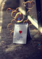 I heart you by Orwald