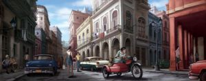 HABANA STREET by Guybrush4EVER