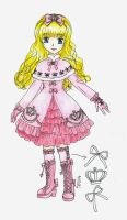 BODY LINE contest- Hime Lolita by Nisai