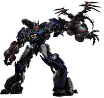 Soundwave (DOTM G1 Concept) by Barricade24