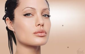 Angelina Jolie Lite by gmesh
