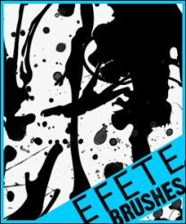 Ink Splats by efete-stock