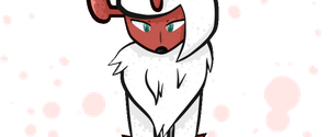 Shiny Absol Gif! (Has Speedpaint!) by TheDrawingMorgs