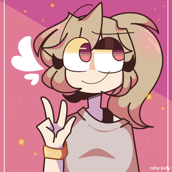 (request) katelyn by greenwolfy-tea