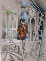 Bad Luck Velma by MJBivouac