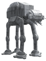 Spore: AT-AT by Cyrannian