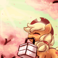 Applebento by luminaura