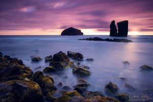 The mystical rocks by LinsenSchuss