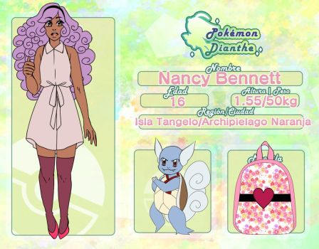[PD] - Nancy Bennett by Arerethousa