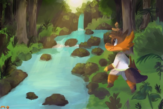 River Discovery by DoodleSpearMint